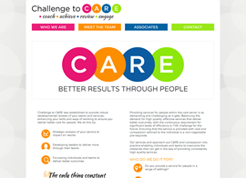 Challenge to care